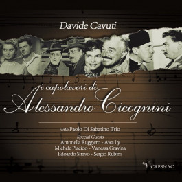 Alessandro Cicognini CD Capolavori 8068057342315