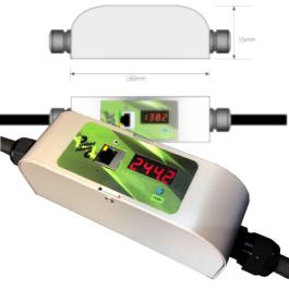 Misuratore di corrente in linea 32A  per multiprese PDU