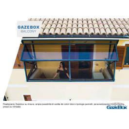 Veranda balcone senza permessi
