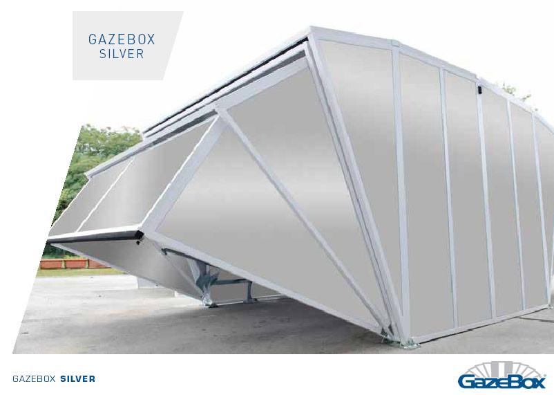 Mercando It Box Auto Tettoia Senza Permessi Gazebox Occasioni
