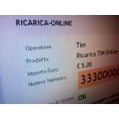 RICARICHE TELEFONICHE ON-LINE