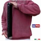 """PDU Multipresa  Serie VDE 19"""" 1U - 10A 230V - 12 C13 + LED"""
