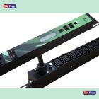 PDU intelligente verticale 16A 12 C13  2 C19 monitored