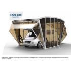 Copertura Box Camper Roulotte senza permessi - GAZEBOX