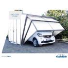 Box Auto Struttura senza permessi - GAZEBOX