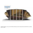 Copertura Rimessaggio Barca senza permessi - GAZEBOX